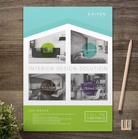 interior design flyers 10 design tips to make a professional business flyer