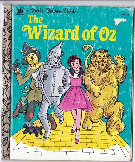 wizard of oz picture book vintage books for the the wizard of oz