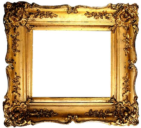 picture frame showcase your side with gold picture frames in