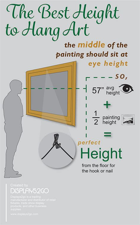 proper height to hang pictures best height to hang pictures on wall roselawnlutheran