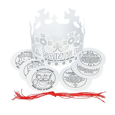 all saints day crafts all saints day sign craft kit trading