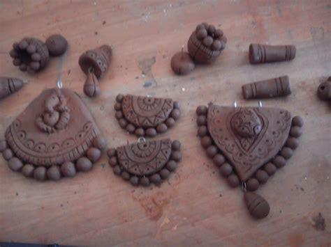 how to make terracotta jewelry terracotta jewellery classes using home firing