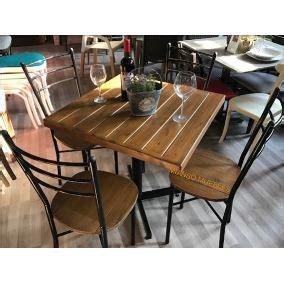 sillas y mesas para cafeterias mesas y sillas para restaurante en mercado libre m 233 xico