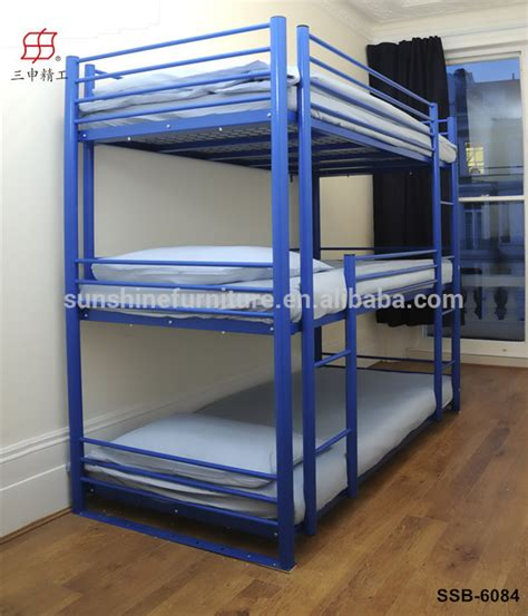 low cost bunk beds cheap metal 3 tier bunk beds sale for adults