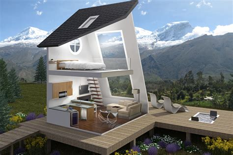 Micro Home micro mansions small home listings small homes for sale