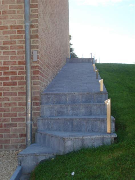 escalier en bleue petits travaux pr 232 s de durbuy aywaille et hotton pb constructions