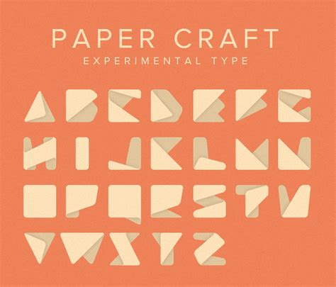 types of craft paper papercraft type yee designer web developer author