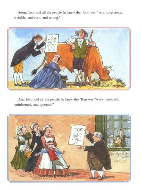 a picture book of jefferson junior library guild worst of friends jefferson