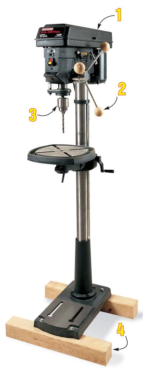 drill press woodworking soup up your shop popular woodworking magazine