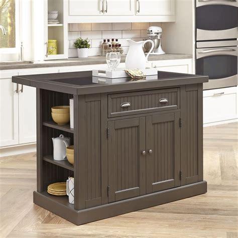 home styles kitchen island with breakfast bar small kitchen island table work station with drop leaf breakfast bar storage ebay