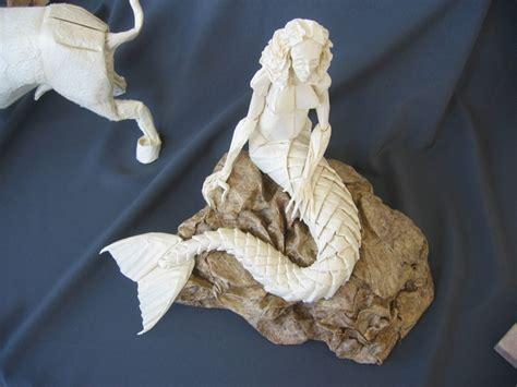 Mermaid Eric Joisel Happy Folding