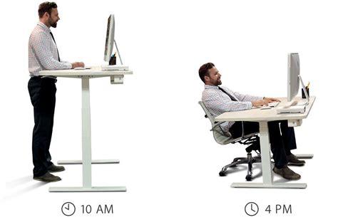 the office standing desk 249 smartdesk the world s best standing desk period