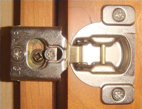 adjusting cabinet door hinges how to adjust cabinet door hinges ehow