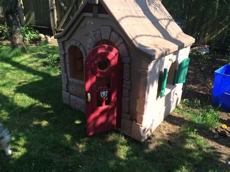 step 2 playhouse storybook cottage step 2 storybook cottage playhouse west shore langford