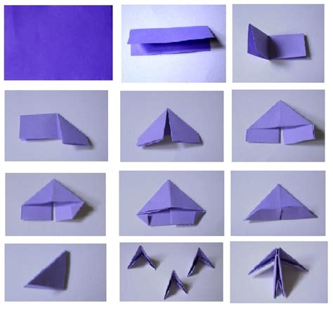 how to make a origami 3d 3d origami tutorial destiny s child