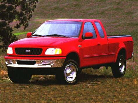 1997 Ford F150 Specs by 1997 Ford F 150 Specs Safety Rating Mpg Carsdirect