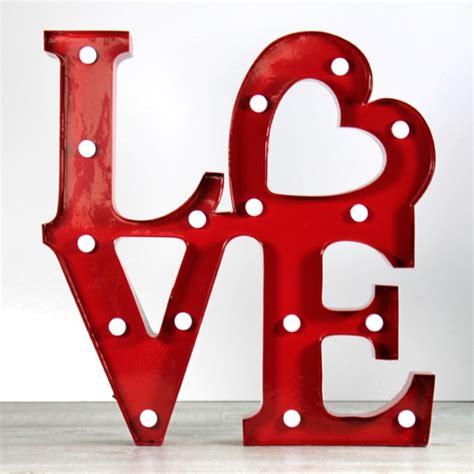 letras love decoracion letras luminosas love una boda original