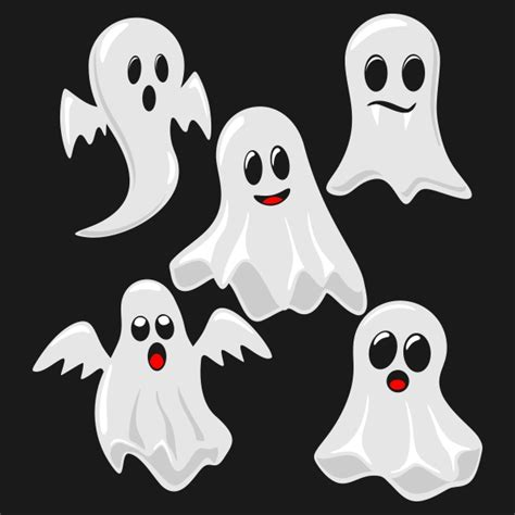 Ghost Spooky Cuttable Designs