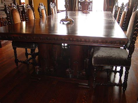 Custom Made Dining Room Tables custom made by troy wesnidge dining room table s12 long