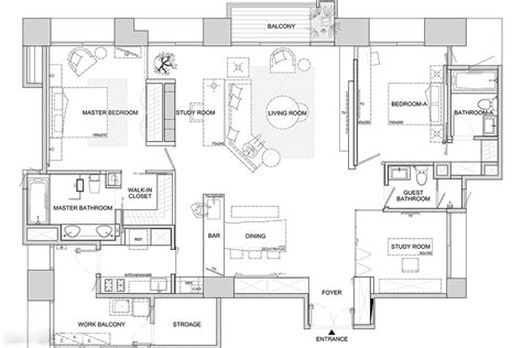 new home designs floor plans asian interior design trends in two modern homes with floor plans