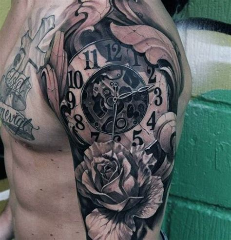 best 25 clock tattoo design ideas on pinterest pocket