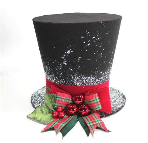 top hat tree topper traditional top hat tree topper by