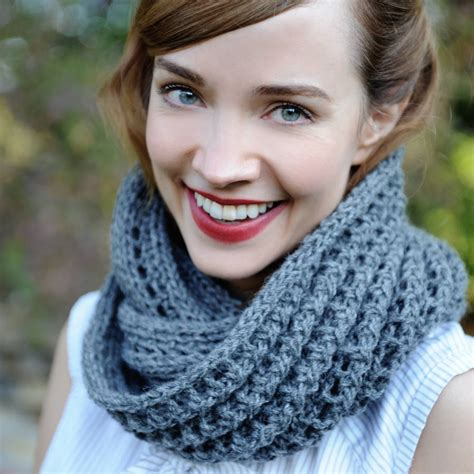 knit snood dusty snood knitting kit by purl alpaca designs