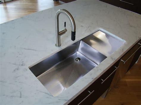 modern undermount kitchen sinks undermount sink with drainboard kitchen contemporary with