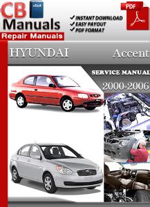 service repair manual free download 1998 hyundai accent navigation system hyundai accent 2000 2006 service manual free download service repair manuals