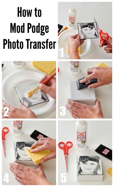 decoupage photo transfer 1000 mod podge ideas on mod podge crafts diy