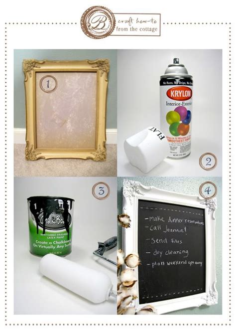 diy chalkboard wall frame 1000 images about cool crafts to do at home on