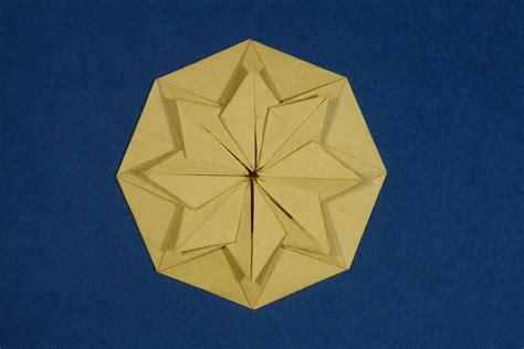 origami one sheet origami images of single sheet geometric models folded