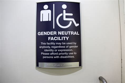 Gender Neutral Bathrooms by Gender Neutral Bathrooms Finally Available For Use Wits