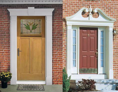 front door exterior trim fypon door surrounds fypon door molding door trim
