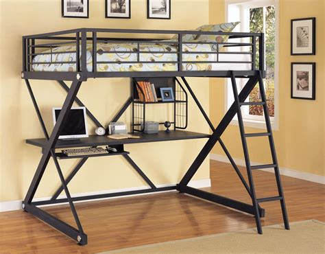 study loft bunk bed powell z bedroom size study loft bunk bed in brushed