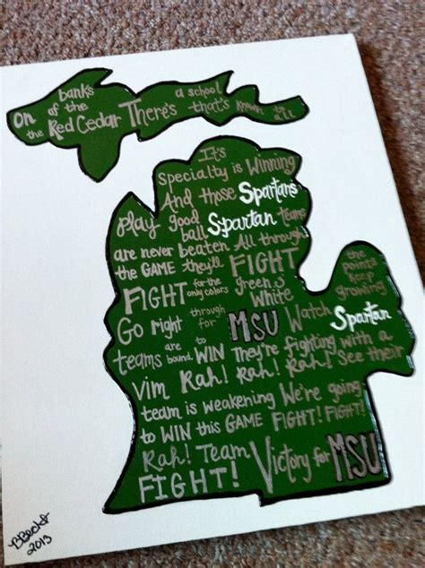 msu fight song lights 17 best ideas about msu fight song on msu