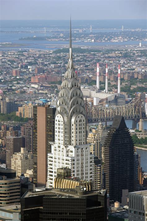 Chrysler Building New York City by On Top Of The World At The Chrysler Building New York