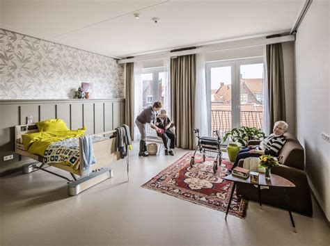nursing home interior design willibrord nursing home interior atelier pro