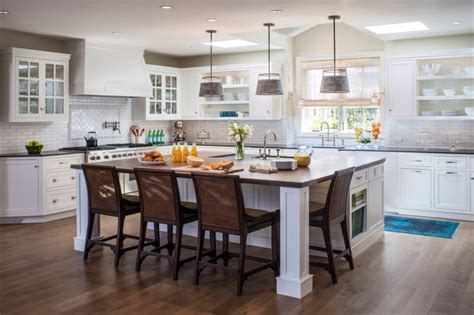 oversized kitchen island fabulously cool large kitchen islands with seating and storage decohoms