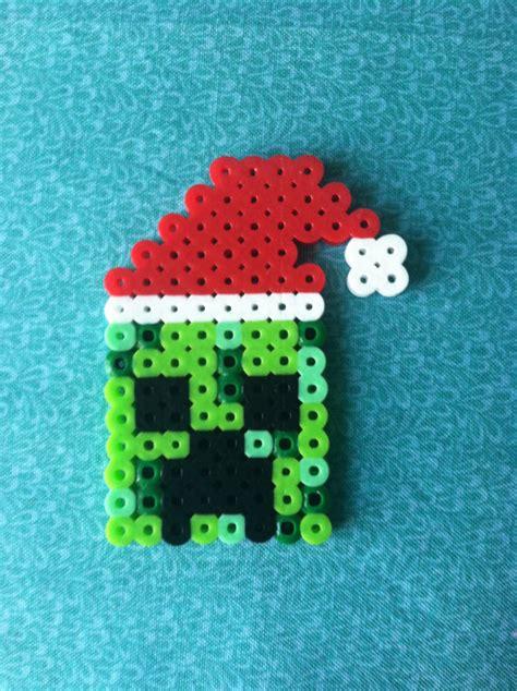 perler minecraft items similar to sale creeper perler bead