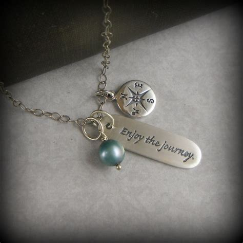 Graduation Gift Quote Jewelry Inspirational By