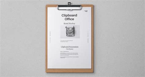 psd clipboard stationery mockup psd mock up templates