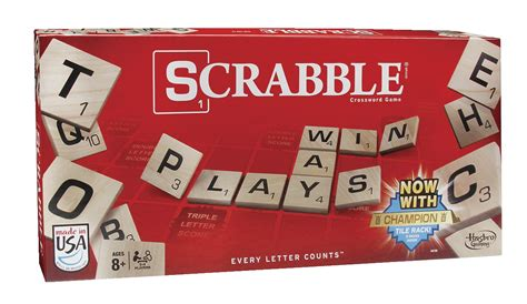 hasbro scrabble free classic scrabble board soar products