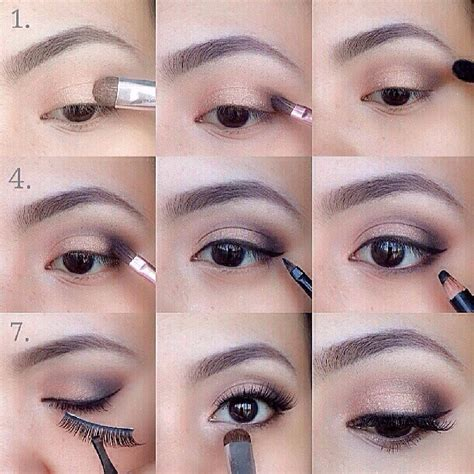 makeup simple simple eye makeup tutorial step by step trendyoutlook