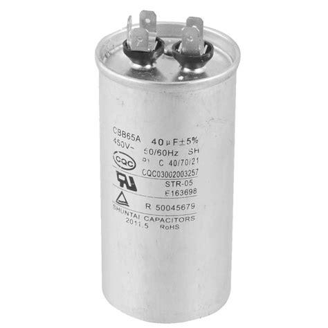 Condensator Motor Electric by He527 Cbb65a 450v Ac 50 60hz 40uf 5 Electric Motor