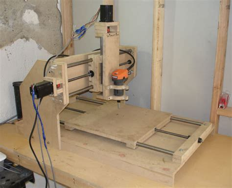 diy woodworking machines build your own cnc machine techimoto