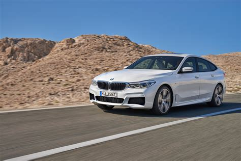 Bmw 5 Gran Turismo by The Bmw 5 Series Gran Turismo Is Now The 6 Series Gran
