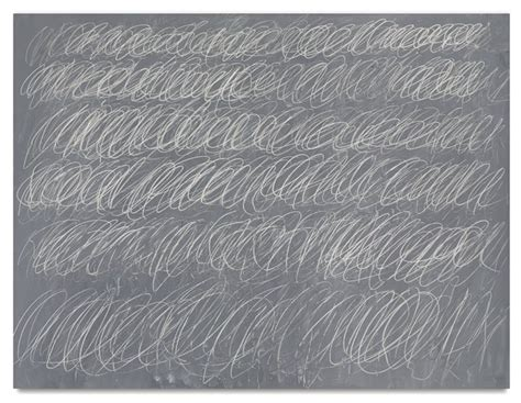 chalkboard painting sold why cy twombly s market is about to take artnet news