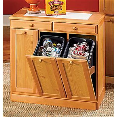 kitchen trash can storage cabinet 25 best ideas about trash can cabinet on