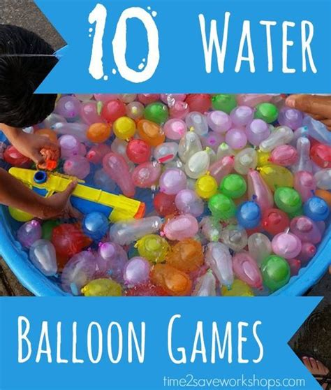 to play at a for adults 25 unique water birthday ideas on diy